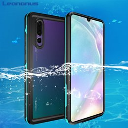 $enCountryForm.capitalKeyWord Australia - For Huawei P30 Pro P30 Case Swimming IP68 Waterproof Soft Silicone Full Protection Cover For Huawei P20 Lite P20 Pro Phone Shell