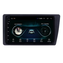 $enCountryForm.capitalKeyWord NZ - Android car radio with GPS navigation free map front camera microphone multi-touch screen for Honda civic 2001-2005 9inch