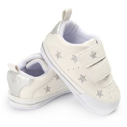 $enCountryForm.capitalKeyWord Australia - Casual Shoes for baby ShoeS Unisex Girls Flats Boy Sneakers Soft PU Leather Moccasins Newborn Gear Infant Tennis Toddler Loafers