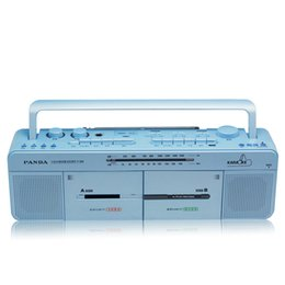 $enCountryForm.capitalKeyWord Australia - PANDA F-536 Recorders FM Radio Dual Card tape u DISK MP3 play