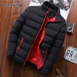 $enCountryForm.capitalKeyWord NZ - Winter Brand Men Jacket Casual Warm Parka Coat Quality Black Cotton Padded Jackets Men's Windbreakers parkas hombre invierno 244