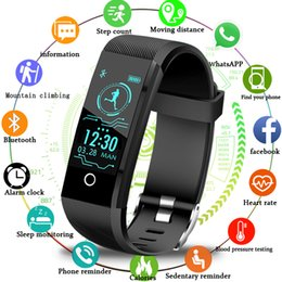 $enCountryForm.capitalKeyWord Australia - 2019New Smartwatch Men Fitness Tracker Pedometer Sport Watch Blood Pressure Heart Rate Monitor Women Smart Watch for ios Android J190522