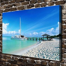 $enCountryForm.capitalKeyWord Australia - Beautiful Beach,Home Decor HD Printed Modern Art Painting on Canvas (Unframed Framed)