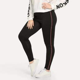 $enCountryForm.capitalKeyWord Australia - 2019 Women Yoga Plus Size Leggings Sports Pants Athletic Gym Casual Workout Fitness Workout Indoor Trousers Dropshipping#0509
