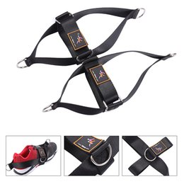 $enCountryForm.capitalKeyWord Australia - 2 Pcs Exercise Ankle Strap Fitness Glute Kickback Great for Booty Butt Workout Fitness Shoe Cover Pull Tool