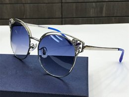$enCountryForm.capitalKeyWord Australia - luxury- 081 Sunglasses For Women Designer Wrap Square Frame UV Protection Lens Carbon Fiber Legs Summer Style Top Quality Case SCHC081