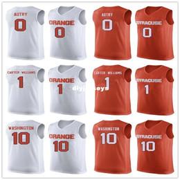 $enCountryForm.capitalKeyWord Australia - Syracuse Orange College #0 Adrian Autry #1 Michael Carter-Williams #10 Howard Washington Basketball Jerseys Mens Stitched Custom Number Name