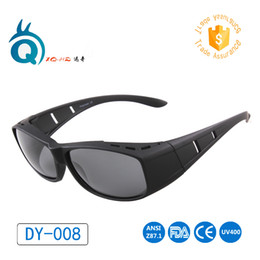$enCountryForm.capitalKeyWord NZ - Solar Shield Over Glasses Fits Most myopia glasses Polarized sunglasses free shipping man women cover prescription UV400