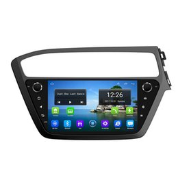 $enCountryForm.capitalKeyWord UK - Android HD 1080P car MP3 MP4 Music player excellent camera fast delivery precise GPS navigation for Hyundai i20 2014-2017 9inch