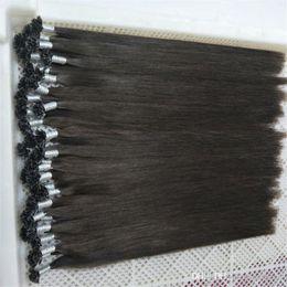 "$enCountryForm.capitalKeyWord Australia - Silky Straight 200g Prebonded Italian Keratin Nail Tip U tip Fusion Indian Remy Human Hair Extensions 200strands 14-22"",3color options"
