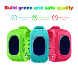 Smart watch SoS online shopping - Q50 Children s GPS Tracker SOS Intelligent Monitoring Anti loss Location Phone Children s GPS Baby Smart Watch Compatible with I