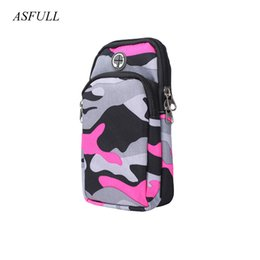 Band Clothes For Australia - 2018 Hot Sale Sports Running Bag Jogging Gym Armband Arm Band Holder Bags For Mobile Phones Less Keys Pack with Headset