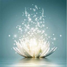 "$enCountryForm.capitalKeyWord Australia - Full Square Round Drill 5D DIY Diamond Painting kits ""White lotus"" cross stitch Mosaic Home Decor crafts Art Experience toys Gift A0783"