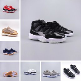 $enCountryForm.capitalKeyWord NZ - mens Basketball Shoes J11 11s with real carbon fiber and leather upper gym with OG Slide box hot selling championship Sports casual shoes