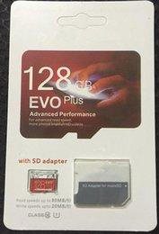 2019 EVO 100% REA h2testw 8 GB 16 GB 32 GB 64 GB 128 GB NOVO Genuine EVO Plus Cartão de Memória Micro SD SDHC UHS-I Classe 10