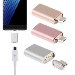 e0c1a8a1302062 Magnetic Adapter Android Australia - Sindvor Magnetic Micro USB Charging  Adapter Magnetic Converter Data Charger For