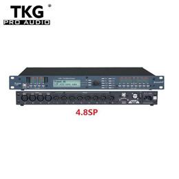 $enCountryForm.capitalKeyWord Australia - TKG DSP Digital performance Karaoke processor 4.8 SP 4 In and 8 Output Sound Processor dj sound audio Equipment 4.8SP processor