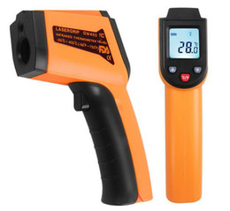 $enCountryForm.capitalKeyWord NZ - Handheld Laser LCD Digital Display Non-Contact IR Infrared Thermometer -50 to 400 Degree Auto Temperature Meter Sensor Gun