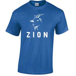 $enCountryForm.capitalKeyWord UK - NEW Zion Williamson GOAT T Shirt Greatest of All Time Duke Fan Inspired Tee Men Women Unisex Fashion tshirt Free Shipping Funny Cool