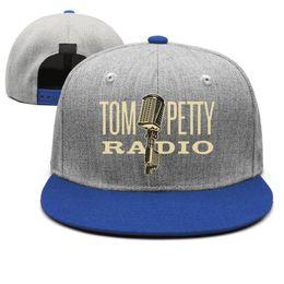 $enCountryForm.capitalKeyWord NZ - Tom petty RADIO blue mens and women snap back,flat brimcap ball cool fitted blank fashion hats