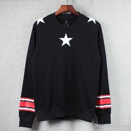 $enCountryForm.capitalKeyWord Australia - 2016 Hot Sales Men Hoodies Casual Sports Long Sleeve Sweatshirt Pullover Wool Cloth With Soft Nap Of Stars Coat Jacket Outwear Tops
