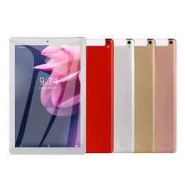 Wholesale Tablet 10.1inch PC 4G LTE Android 8.0 2GB RAM 32GB ROM Quad Core Dual Sim GPS MTK6739 Bluetooth Camera Portable PC