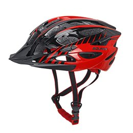 helmet air NZ - Mountain bike integrated cycling helmet with 28 air vents Import PC plus internal import EPS Bicycle helmets for adult riding