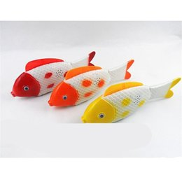 Kids fish games online shopping - Electric Fish Toys Novelty Games Flash Of Light Music Lighting Swing No Batteries Lovely Kids wg F1