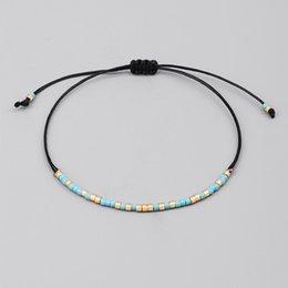 $enCountryForm.capitalKeyWord Australia - Handmade Miyuki Seed Bead Bracelet Lovely Popular Love Lucky Bracelets & Bangles For Women Men Mix Colors Beads Bracelets