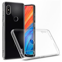 wings wear UK - IMAK Wing II Wear-resisting Crystal Pro Protective Case for Xiaomi Mix 2S