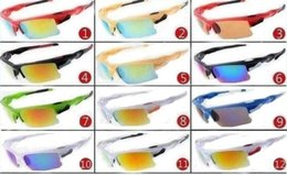$enCountryForm.capitalKeyWord Australia - Popular Sunglasses Cool Brand New Designer Sunglasses for Men and Women Outdoor Sport Cycling SUN Glass Eyewear 12 colors