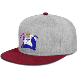 $enCountryForm.capitalKeyWord UK - Ice King and pony Men's Womens caps snaback capBaseball Hat burgundy Fitted