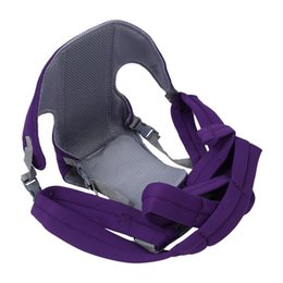 infant pouch sling Australia - hot sell comfort baby carriers infant sling Good Baby Toddler Newborn cradle pouch ring sling carrier winding stretch(purple)