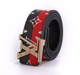 UniqUe belts women online shopping - leather for men and women with smooth buckle business belts long short belts leisure and free of freight Unique genuine