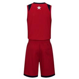 $enCountryForm.capitalKeyWord UK - 2019 New Blank Basketball jerseys printed logo Mens size S-XXL cheap price fast shipping good quality Dark Red DR004