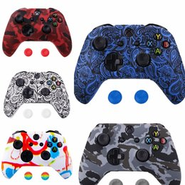 xbox joypad UK - sES9E Silicone Soft Rubber Protective Body Joypad Cover Controller For Microsoft Xbox 360 xbox360 Case Gamepad Protector Skin Shell