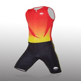 Discount running track field - Badiace Man Tight Fast Running Speedsuit One Piece Sleeveless Suit Track and Field Zipper Singlet Bodywear Man Tight Ras