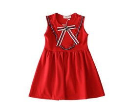 $enCountryForm.capitalKeyWord UK - Foreign Trade Children's Dresses New Girl Weaving Dresses in Summer of 2019
