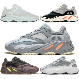 4b48de751 700 Wave Runner Running Shoes Men Women Inertia Mauve Static Salt Geode  Triple Black White Kanye West V2 Designer Sport Sneaker Size 36-45