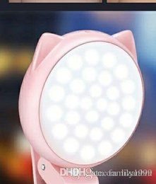 phone props Australia - JS Live Live Flashlight Mobile Phone Selfie Light Beauty Thin Face Tender Skin HD Light Hitting Props Mini Ring Light Mini Phone Lens Fast H