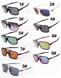Discount good quality sunglasses wholesale - good quality men sports spectacles fashion frame sunglasses women driving glasses Sports Outdoor riding Sun Glasses 9 co
