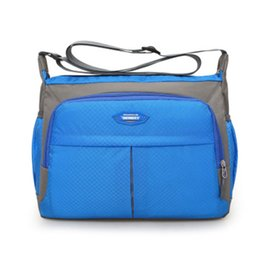 $enCountryForm.capitalKeyWord Canada - Waterproof Nylon Shoulder Bag Ladies Messenger Bag Men And Women Crossbody Bag Travel Satchel Handbags Pouch Sac A Main