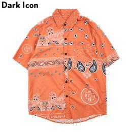 Hemden Missky Männer Hawaii Hemd Sommer Strand Freizeit Tropical Meer Hawaiian Shirts Casual Camisas Kurzarm Tops Für Liebhaber Herrenbekleidung & Zubehör