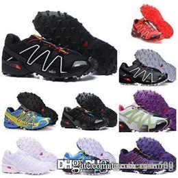 $enCountryForm.capitalKeyWord Canada - 2019 NEW Speed cross 3 CS Shoes Men&Women Navy Pink White Speed Cross III 36-40