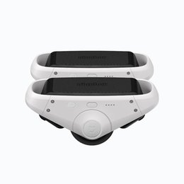 Wheel max online shopping - Mijia Ninebot Double Balance Wheel W kmh Max Speed Self Balancing Electric Scooter Grey White