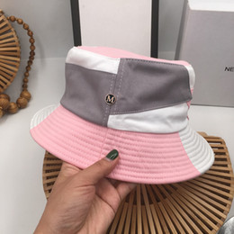 Little Hats Australia - Japanese web celebrity and breathable cotton fisherman hat female travel shopping joker little hat can be folded the basin