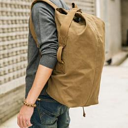 $enCountryForm.capitalKeyWord Australia - Wholesale- DB26 Hot Sale High Quality Promotion Fashion Designer Vintage Canvas Big Size Men Travel Bags Large Capacity Luggage Backpacks