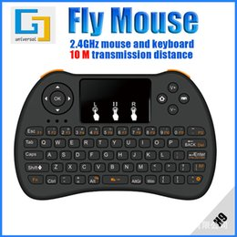 smaller keyboard Australia - Smart2019 Small H9 Mini- Wireless Keyboard Air Mouse The Flying Hamster Remote Control Usb2.4ghz