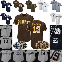 2d92d598b15 Wil myers jersey xxl online shopping - 50th Anniversary San Diego Padres  Manny Machado Jersey Eric