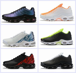 Gps low online shopping - 2019 Designer Plus TN Laser Fuchsia Men Running Shoes Chaussures Tns GP Mercurial Athletic Orange Sports Tns Mens Trainers Sneakers